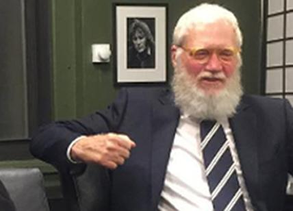 David Letterman torna in tv: miniserie su Netflix