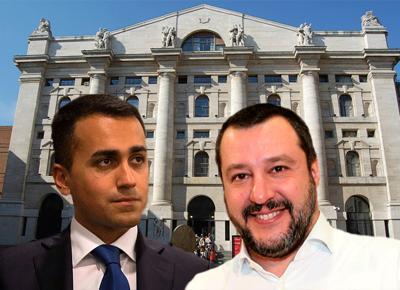Borsa pesante in apertura Crolla Mediaset a -4,63%