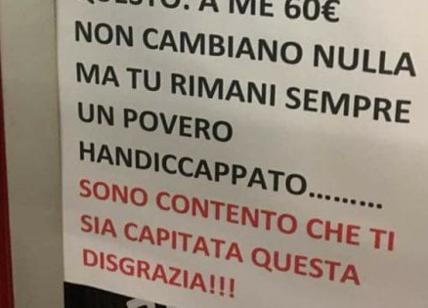 Milano, insulti dopo la multa al parcheggio per disabili: aperta inchiesta