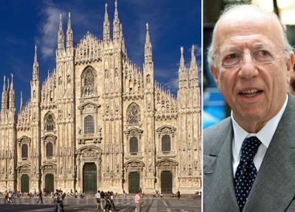 Veneranda Fabbrica del Duomo: il nuovo presidente è Fedele Confalonieri