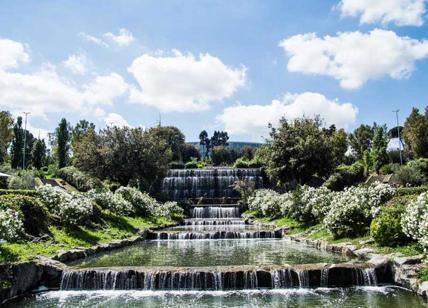 Giardino Delle Cascate Roma.Laghetto Dell Eur Come Versailles Dopo 56 Anni Ecco Il