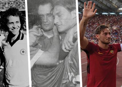 Falcao, Giannini e Totti: il diverso modo di dire addio dei Re di ...