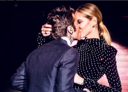 Giornata Mondiale del Bacio, nella Top 10 anche la coppia Di Vaio