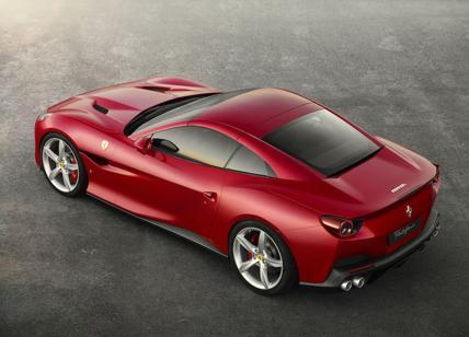 Ferrari Portofino, la nuova Gran Turismo V8
