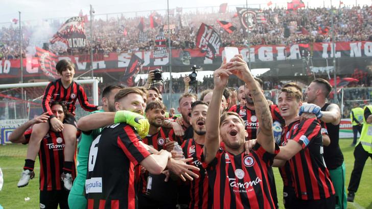 Il Foggia Vince La Supercoppa Di Lega Pro