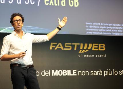 Passa a Fastweb Mobile Freedom, offerta con ricarica automatica e abbonamento