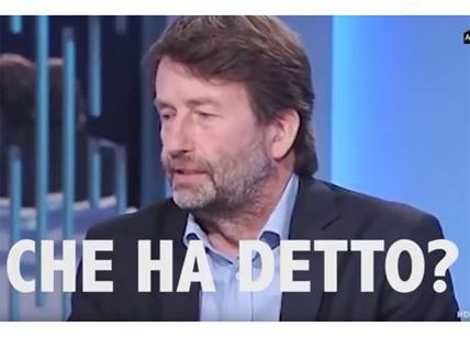 Franceschini parla come Fantozzi: figuraccia del ministro della cultura. VIDEO