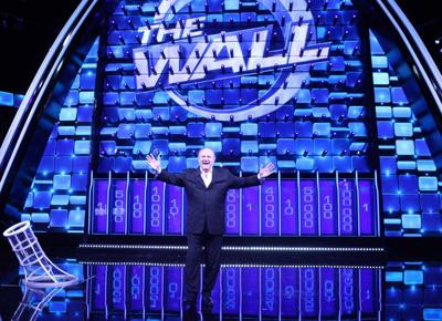 GERRY SCOTTI THE WALL CANALE 5