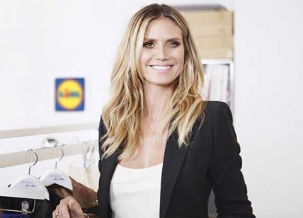 Heidi Klum ha creato una collezione per Lidl