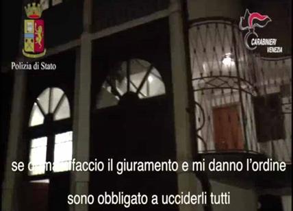 Le intercettazioni dei jihadisti arrestati a Venezia