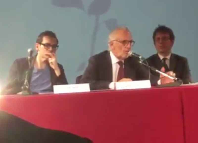 L'intervento di Francesco Micheli