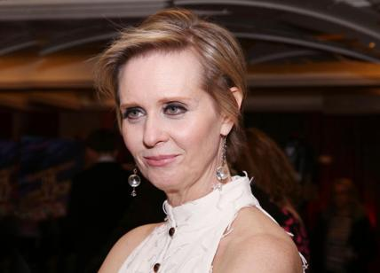 "Cynthia Nixon governatore di New York? Da ""Sex and the City"" alla politica"