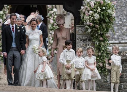 Pippa Middleton, il lato B più famoso del mondo, si è sposata. TUTTE LE FOTO