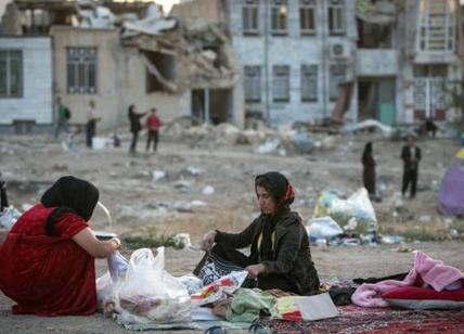 Terremoto di magnitudo 6.3 in Iran: si temono molte vittime
