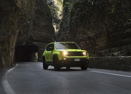 Jeep Renegade GPL, c'è sempre una prima volta