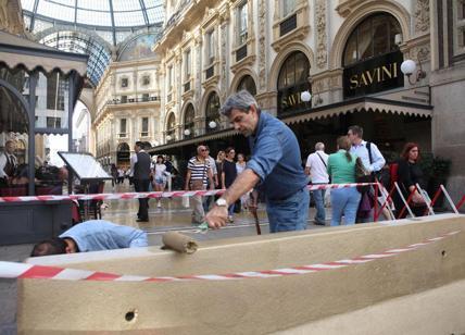 A Milano concluso restauro Toro