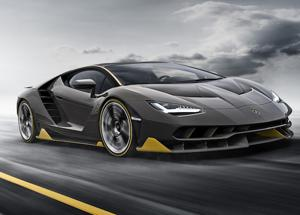 Lamborghini Centenario:al Goodwood Festival of Speed