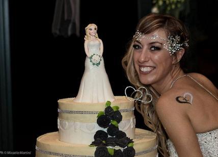 Brianza, la prima sposa single d'Italia