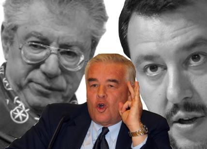 Salvini, Bossi esce? Non metto guinzagli
