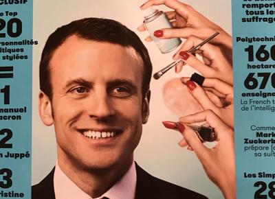 macron optimum ape