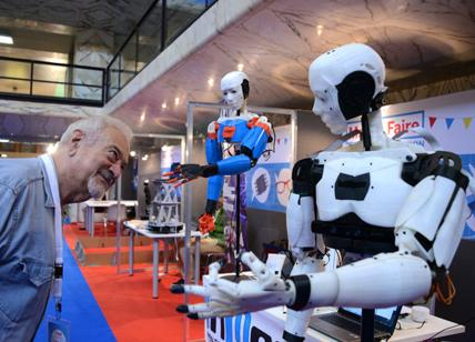 Robot e intelligenza artificiale: Maker Faire proietta Roma nel futuro