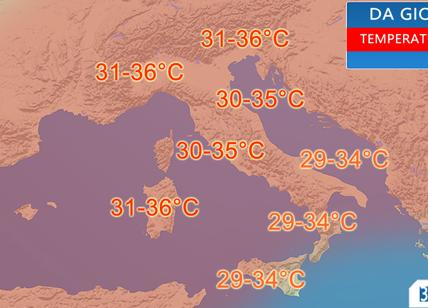 Meteo Napoli Weekend: temperature alte e bel tempo