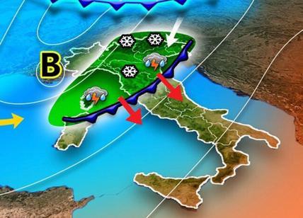 Arriva il gelo anche a Siena, ecco le previsioni
