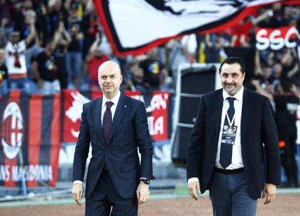 Milan Mirabelli Non Ho Fatto Confidenze Di Mercato Ac Milan News Affaritaliani It