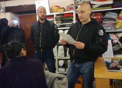 Il video dell'irruzione dei naziskin in una riunione sui migranti a Como