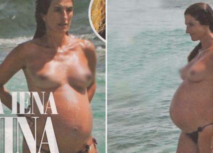 Le Iene, Nina Palmieri mamma: è nata Amanda
