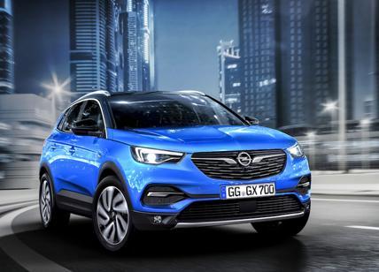 Opel Grandland X: pubblicate le prime foto ufficiali