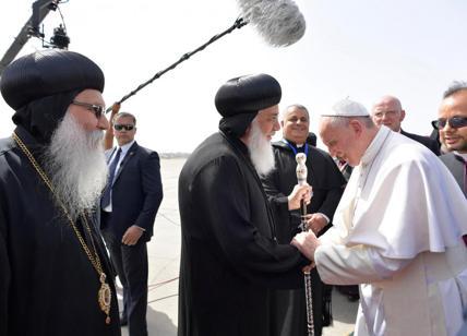 Il Papa è arrivato al Cairo: