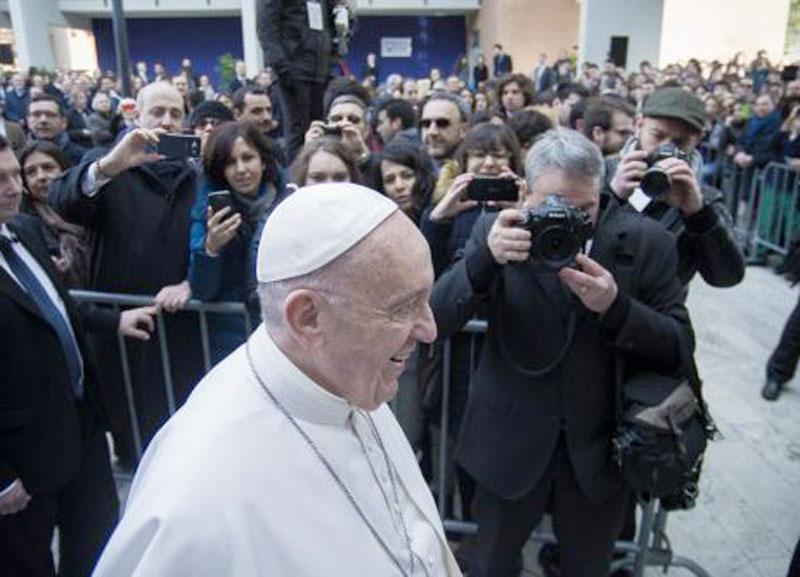 Papa Francesco sdogana il Buddismo Zen