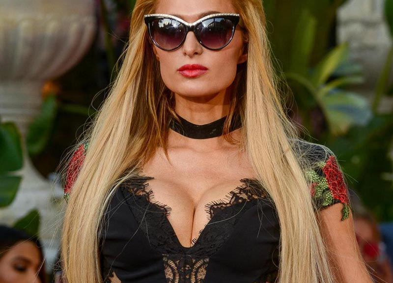 paris hilton cannes ape (2)