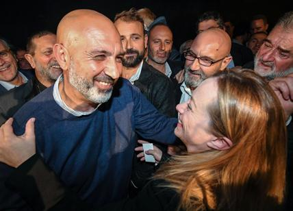 Regione Lazio, l'impasse su Pirozzi ancora agita il centrodestra