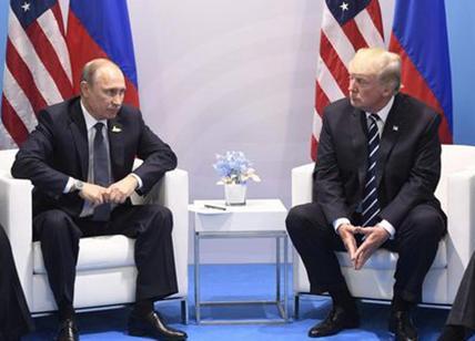G20, Putin: con Trump ho discusso di Ucraina e Siria