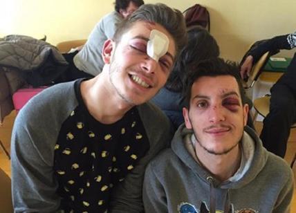 Il video del pestaggio omofobo di Corvetto a Milano, 8 arrestati