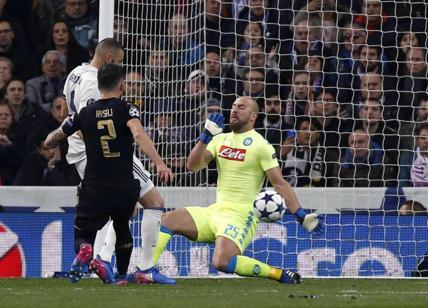 Napoli Real Madrid Diretta Tv In Chiaro Napoli Real Madrid Streaming Affaritaliani It