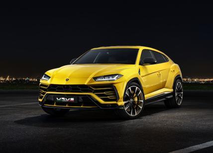 Lamborghini Urus, debutto ufficiale dal 4 dicembre 2017