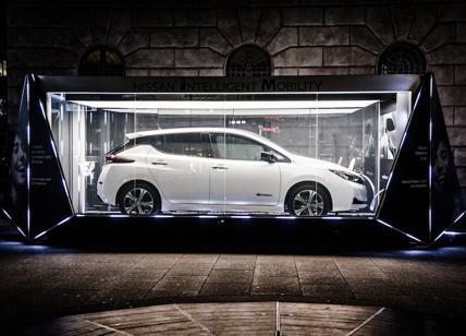 Accordo Nissan e Enel due anni di mobilità elettrica gratuita