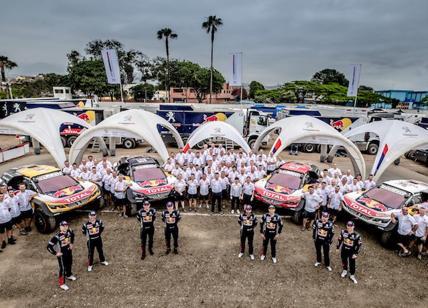 È scattata dal Perù la Dakar 2018: subito guai per Loeb