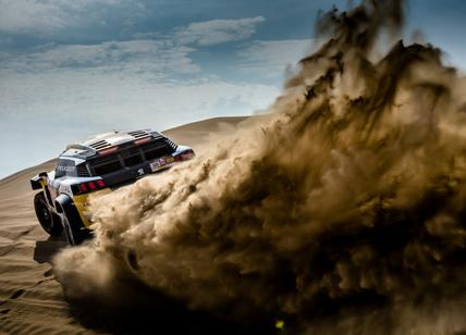 Dakar quattro Peugeot 3008 DKR tra le prime cinque