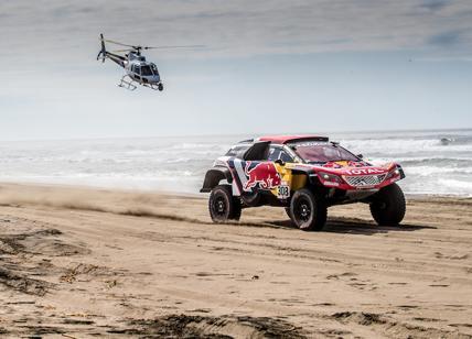 Dakar 2018 sempre più nel segno delle Peugeot