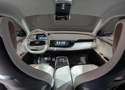 Al Ces 2018 Kia presenta il futuro: autonomo, elettrico e connesso