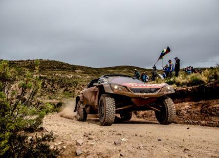 La Dakar sentenzia: Carlos Sainz c'è!