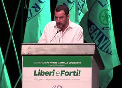Salvini al Cav, al lavoro su programma