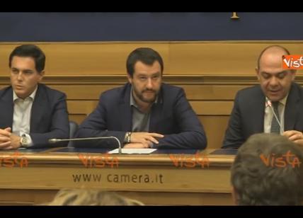 La Lega si allarga in Puglia, Salvini presenta due nuovi deputati