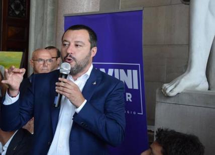 Lega: ecco il simbolo, via Nord ma con Salvini premier