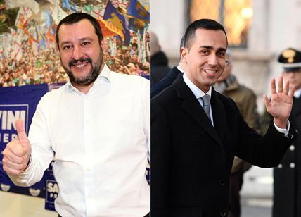 Salvini incontra Di Maio, pronto il patto Lega-M5S