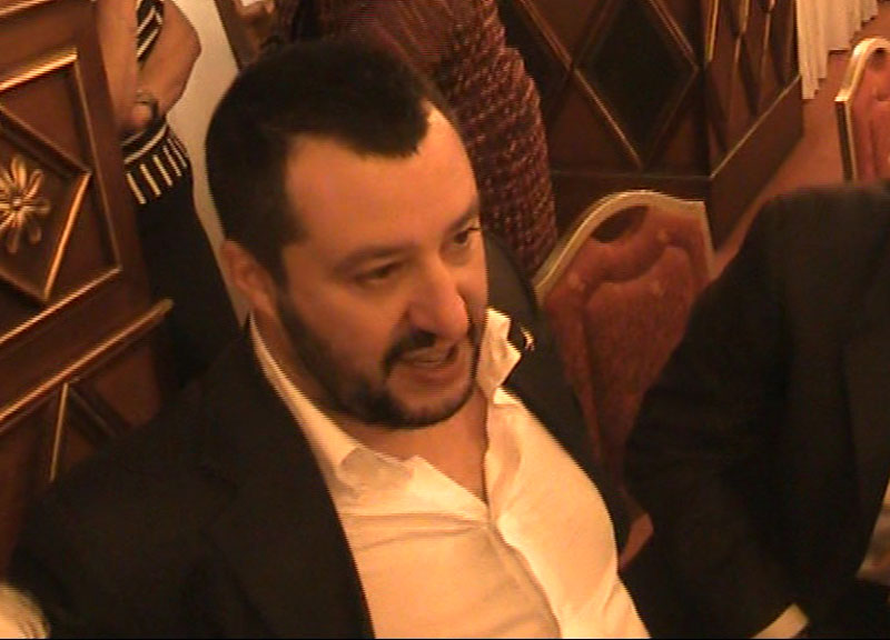 Euro, Silvio... Salvini a tutto campo su Affari. IL VIDEO